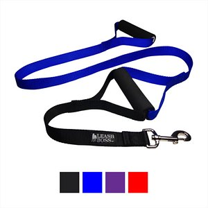 Leashboss Original Heavy Duty Two Handle No Pull Double Dog Leash