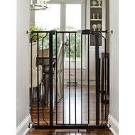 Regalo Easy Step Extra Tall Walk-Through Gate, 41-in