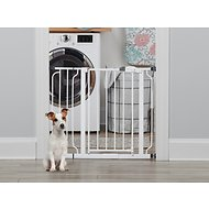 Regalo Easy Step Walk-Through Gate, 30-in