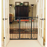 Regalo Home Accents Extra Tall Walk-Through Gate, 37-in