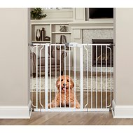 Regalo Widespan Extra Tall Walk-Through Gate, 37-in