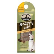 Walk About Kangaroo Snappy Bars Dog Treats, 2.8-oz bag