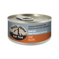 Walk About Grain-Free Hoki Recipe Canned Cat Food, 3.5-oz, case of 24