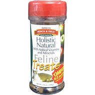 Bench & Field Holistic Natural Cat Treats, 3-oz bottle