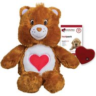 Smart Pet Love Care Bear Snuggle Puppy Behavioral Aid Dog Toy, Tenderheart
