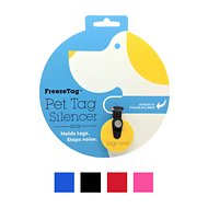 FreezeTag Pet Tag Holder, Graphite