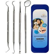 Majestic Bombay Dog Dental Hygiene Tool Set