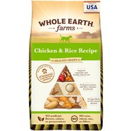 Whole Earth Farms Adult Recipe Dry Dog Food, 25-lb bag