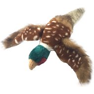 Sancho & Lola's Closet Medium Plush Pheasant with Quacker Dog Toy