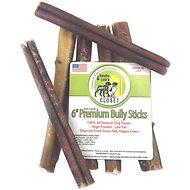 "Sancho & Lola's Closet 6"" Premium Bully Stick Dog Treats, 12 count"