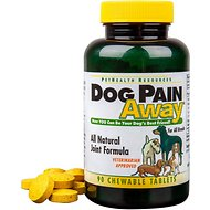 Dog Pain Away All Natural Joint Supplement, 90-chews