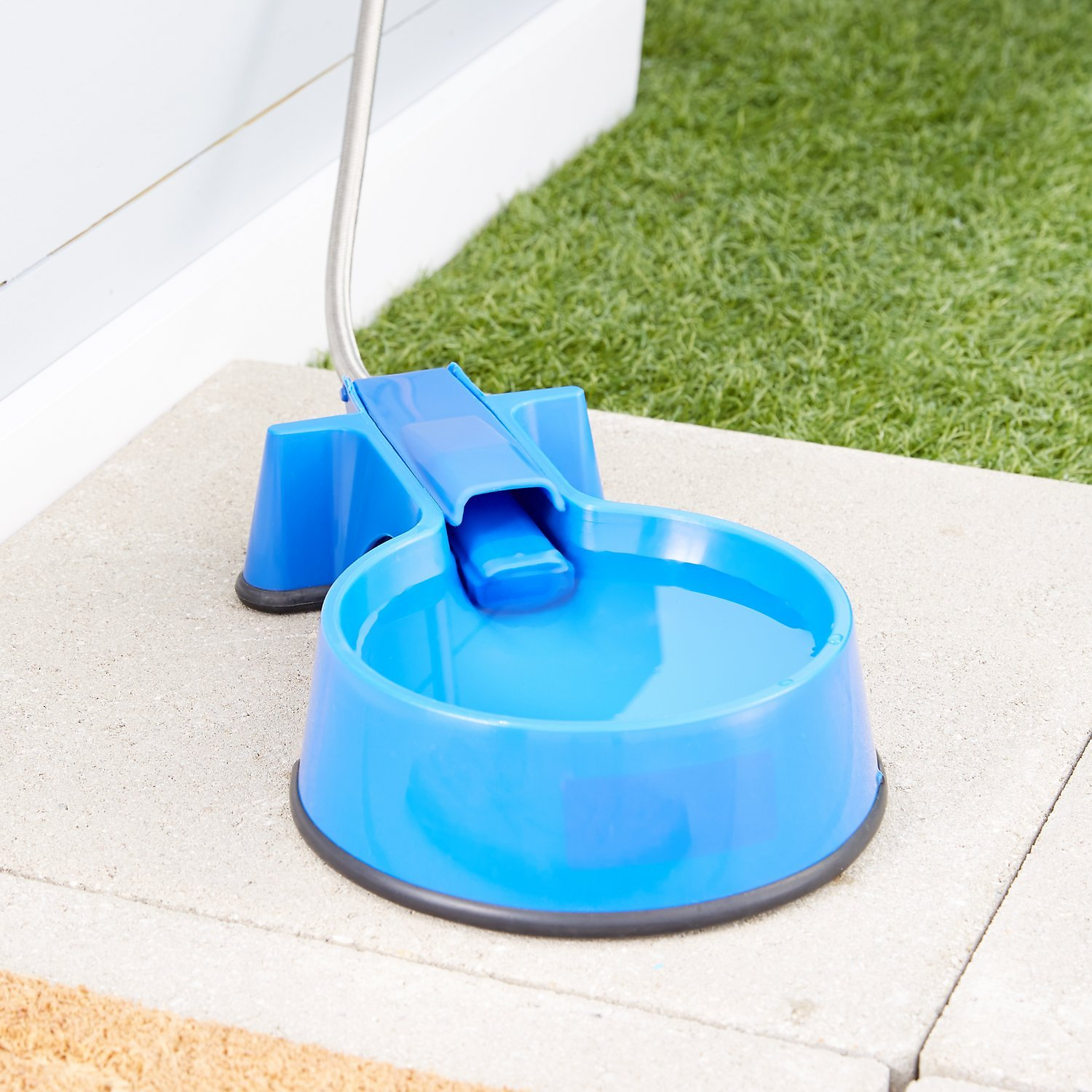 The Easy Clean Water Bowl Dog Cat Amp Livestock Auto Fill