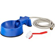 The Easy-Clean Water Bowl Dog, Cat & Livestock Auto-Fill Water Bowl with Hose, 10-ft hose