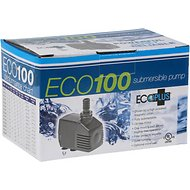 EcoPlus Eco100 Fixed Flow Submersible Pump, 100 GPH