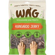 WAG Kangaroo Jerky Grain-Free Dog Treats, 7.05-oz bag