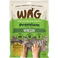 WAG Grain-Free Premium Cuts Venison Dog Treats