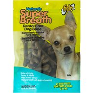 Fido Super Breath Dental Care Dog Bone, Mini, 21 count