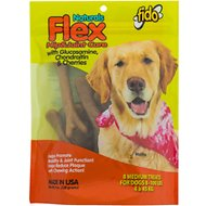 Fido Flex Hip & Joint Care Dog Treats, 8 count