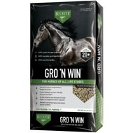 Buckeye Nutrition Gro 'N Win Horse Feed Supplement, 30-lb bag