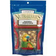 Lafeber Popcorn Nutri-Berries Parrot Bird Treat