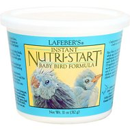 Lafeber Instant Nutri-Start Baby Bird Food, 11-oz tub