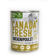 Canada Fresh Chicken Canned Dog Food, 13-oz, case of 12