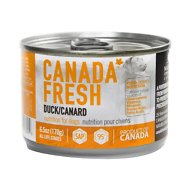 Canada Fresh Duck Canned Dog Food, 6.5-oz, case of 24