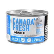 Canada Fresh Lamb Canned Dog Food, 6.5-oz, case of 24