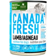 Canada Fresh Lamb Canned Dog Food, 13-oz, case of 12