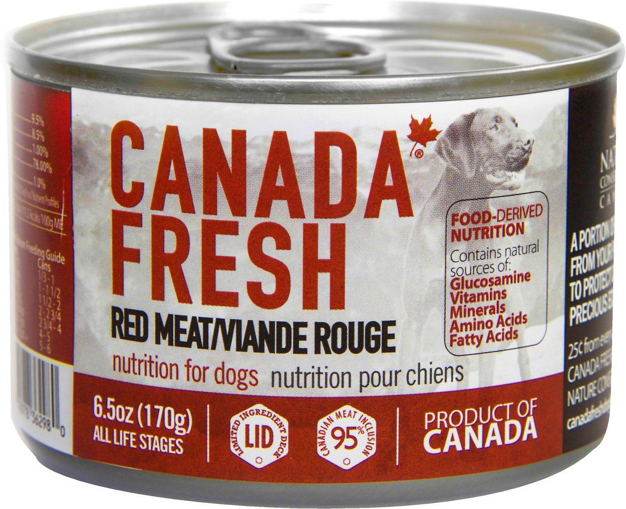 Canned Dog Food Horse Meat