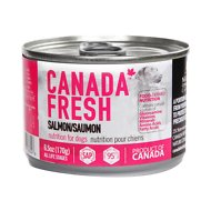 Canada Fresh Salmon Canned Dog Food, 6.5-oz, case of 24