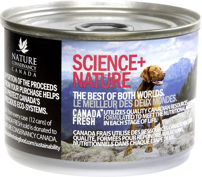 Canned Dog Food Reviews Canada