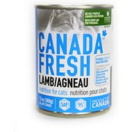 Canada Fresh Lamb Canned Cat Food, 13-oz, case of 12