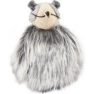 Petlinks Rowdy Raccoon Plush Electronic Sound Cat Toy