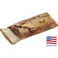 "USA Bones & Chews Beef Rib Bone 6"" Dog Treat, 1 count"