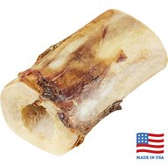 "USA Bones & Chews Roasted Marrow Bone 3"" Dog Treat, 1 count"
