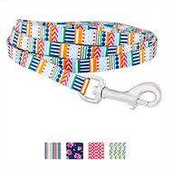 Frisco Patterned Dog Leash, Geo Graphic Print, 6-ft, 3/8-in