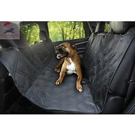 Parachute Pet Products Bench Car Seat Cover, Black