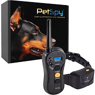 PetSpy P620 Easy & Effective Adjustable Dog Training  Collar