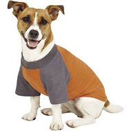 Insect Shield Premium Dog Tee, Orange, X-Small