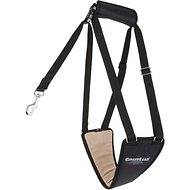 GingerLead Support & Rehabilitation Small Breed Dog Lifting Harness, Male