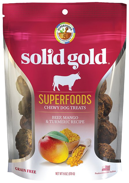 Solid Gold Superfoods Beef Mango Turmeric Recipe Grain Free Chewy