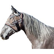 Kensington Protective Products Signature Fly Horse Mask, Deluxe Black, X-Large