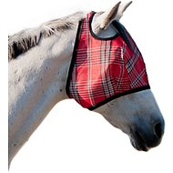 Kensington Protective Products Signature Fly Horse Mask, Deluxe Red, X-Large