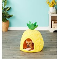 YML Pineapple Dog & Cat Bed House, Small