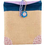 Petlinks Garden Flower Sack Crinkle Hideout Cat Toy