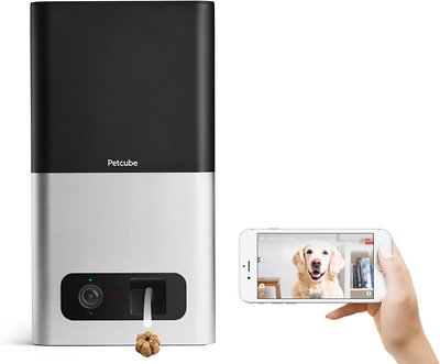 Petcube Bites Wi-Fi Pet Camera & Treat Dispenser
