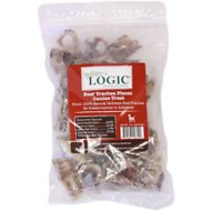 Nature's Logic Beef Trachea Pieces Dog Treats, 1-lb bag