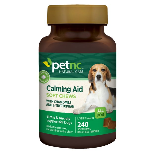 Something Natural For Dog Anxiety