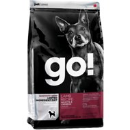 Go! Sensitivity + Shine LID Lamb Recipe Grain-Free Dry Dog Food, 6-lb bag